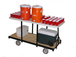 Use as a Water Cart
